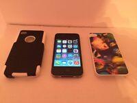Apple iPhone 4s - 16Gb- On EE-ORANGE-T MOBILE
