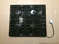 **NEFF**BLACK**GAS HOB**FULLY WORKING**COLLECTION\DELIVERY**MORE AVAILABLE**NO OFFERS**