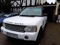 Range Rover Vouge 4.4 LPG smooth runner Gear/engine lpg serviced New MOT