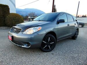 2007 Toyota Matrix 4DR WGN MAN STD