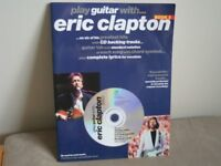 PLAY GUITAR WITH ERIC CLAPTON