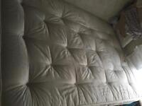 Hilton tufted extra-firm double bed mattress ex condition and clean £40