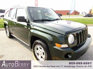 2010 Jeep Patriot North Edition ***CERTIFIED*** $5,999