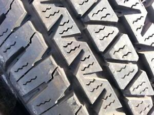 200$ POUR 2 X P245-75-R16 NEW SUMMER TIRE GOODYEAR NEUFS ETE
