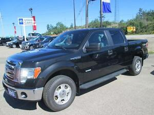 """2012 Ford F-150 4WD SuperCrew 145"""" X"""