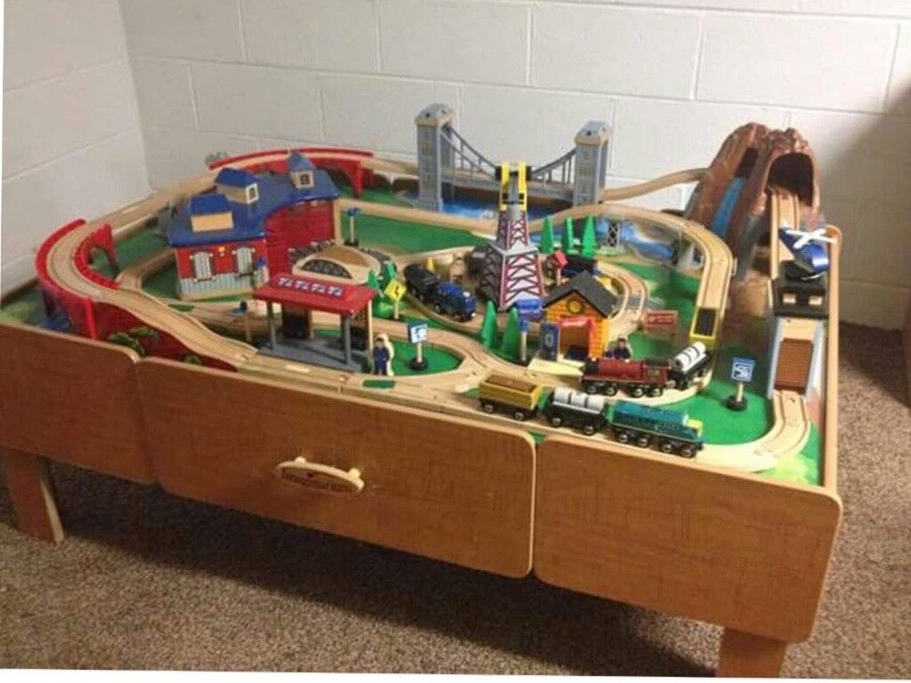 Universe of imagination train table | in Newhaven, East Sussex | Gumtree