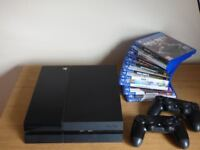 Playstation 4 And Games