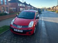 Nissan Note 1.4 Petrol 87BHP, MOTd August 2018, Service history. Great little car inside and Out.