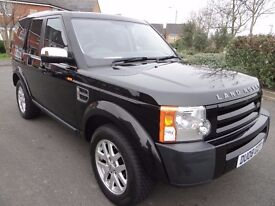 Land Rover DISCOVERY 3 2.7 TD V6 GS 5dr FULL SERVICE HISTORY 7 SEATER