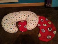 Used Widgey Nursing Pillow for Sale