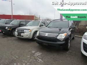 2007 Suzuki XL-7 JX * FRESH TRADE * GET IT BEFORE ITS GONE