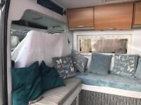 2008 Citroen Relay camping van