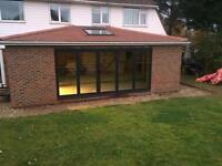English builder dormers / extensions