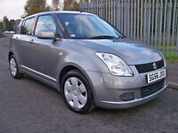 2006 (56) Suzuki Swift 1.3 GL with 12 Months MOT (only 1 lady owner from new)