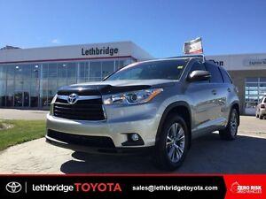 Toyota Certified 2015 Toyota Highlander LE AWD - LEASE RETURN!