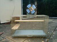 Chinchilla, Degu cage and Rat Cage