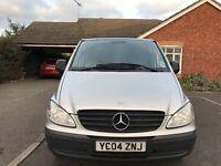 Mercedes Vito 111cdi XLWB