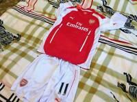 Arsenal football kit