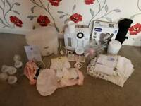 Baby items including Perfect Prep Machine *Offers Considered*