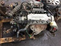 Honda Civic engine & gearbox