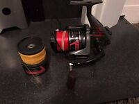 RYOBI PROJECT GTX 7000 REEL AND SPARE SPOOL Sea/Carp Fishing Reel
