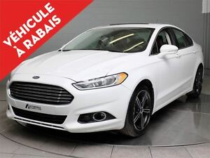 2015 Ford Fusion SE SPORT ECOBOOST MAGS TOIT OUVRANT CUIR