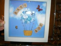 Baby Boy boxed display