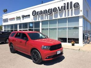 2015 Dodge Durango LIMITED BLACKTOP, AWD, V6, COM