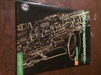 Saxophone Book With Cd for Beginners