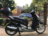 2014 HONDA SH300 MINT SCOOTER VERY FAST AND RELIABLE MUST BE SEEN -FINANCE AVAILABLE -£2750