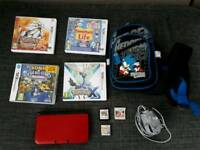 Nintendo 3ds xl bundle