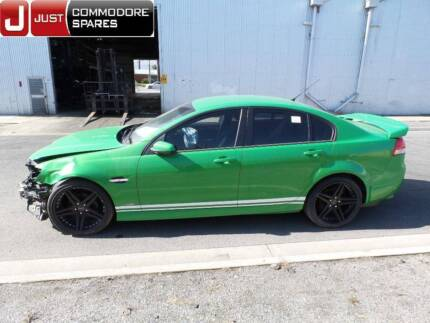 WRECKING VE Commodore Sedan Green 3.6L V6 Auto 2010 G1640 Gilles Plains Port Adelaide Area Preview