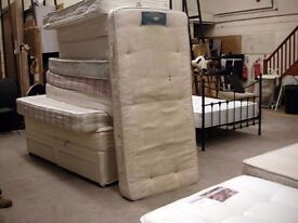 Silent Night single mattress