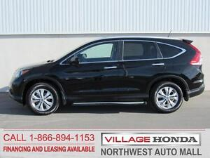 2014 Honda CR-V Touring | One Owner | No Accidents | Local