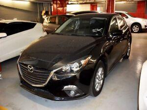 2015 Mazda MAZDA3 SPORT GS - sunroof - mag - bluetooth