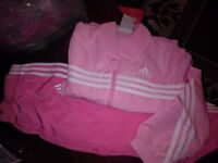 BRAND NEW WITH TAGS BABY ADIDAS TRACKSUIT