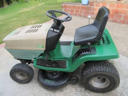 "Lawn mower ride on Viking 42"" cut."