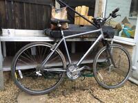Marin Sam Rafael gents hybrid bike