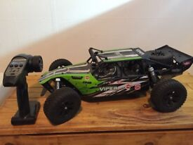 Remote Control Car - FTX Viper Brushless