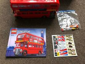 Lego London bus RRP £110