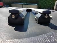 Genuine Skoda Lockable Roof Bars
