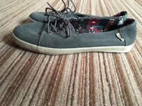 Ladies Vans shoes size 5