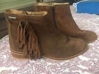Ladies size 6 Firetrap boots
