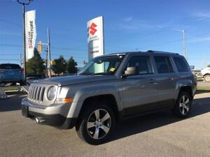 2016 Jeep Patriot High Altitude 4X4 ~P/Sunroof ~P/H/Leather
