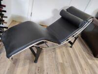 Le Corbusier LC4 style Chaise Longue - replica in perfect condition £150