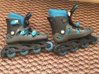 Adult in-line skates £10 used twice chadwell heath