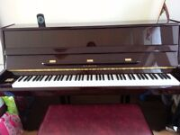 Uprignt Piano with Stool