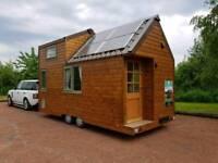 Road legal Tiny house