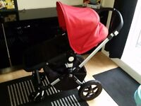 Bugaboo Cameleon 3 Pushchair / Pram & Buggy Including car seat and adaptors £300 if gone today