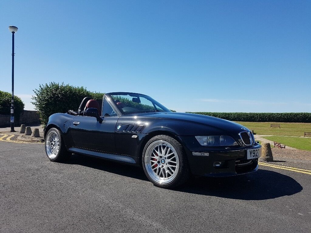 2001 bmw z3 3 0i convertible cruise control 3 0 straight six manual in cardiff city. Black Bedroom Furniture Sets. Home Design Ideas